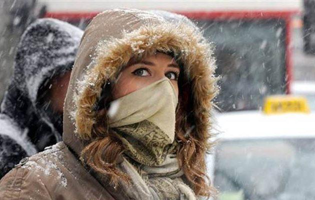 Καλλιάνος: Έρχεται βαρυχειμωνιά – Πτώση της θερμοκρασίας έως τους -10 βαθμούς και χιόνια