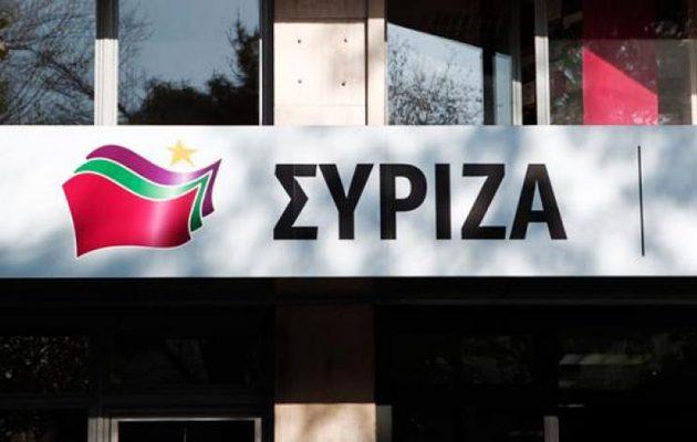 Τον αποτροπιασμό του εκφράζει ο ΣΥΡΙΖΑ για τον τραυματισμό δικηγόρου με φωτοβολίδα στα Εξάρχεια