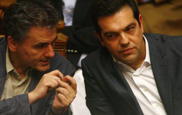 """""""Πόλεμος"""" στις Βρυξέλλες για τη συμφωνία – Σχέδιο Σόιμπλε """"βυθίσατε τον Τσίπρα"""""""