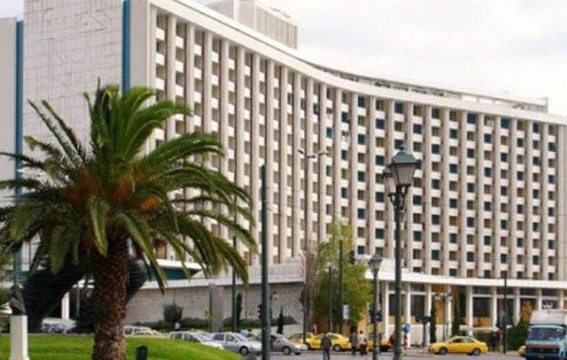 Κορυφαίο business ξενοδοχείο στην Ελλάδα το Χίλτον