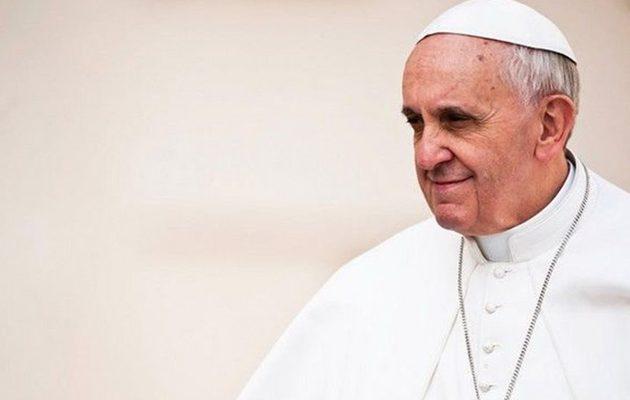 O Πάπας έρχεται στην Ελλάδα – Δέχθηκε την πρόσκληση της Σακελλαροπούλου