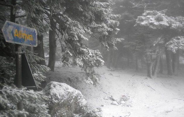 Καιρός: Συνεχίζεται η κακοκαιρία – Σε ποιες περιοχές θα χιονίσει την Παρασκευή