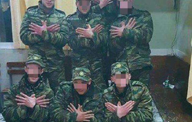 Επιβλήθηκαν πειθαρχικές ποινές στους αλβανικής καταγωγής στρατιώτες