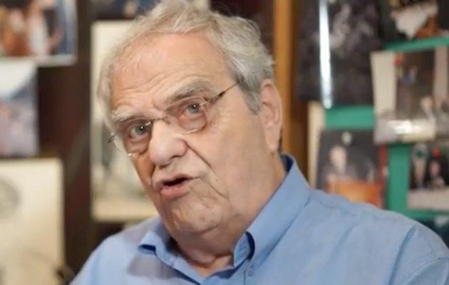 """Αλευρομάγειρος: """"Εάν δεν συγκρατηθεί ο Αναστασιάδης θα χάσουμε την Κύπρο"""" (βίντεο)"""