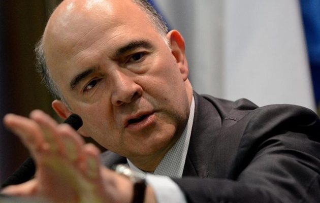 Mοσκοβισί: Δεν επιθυμούμε σύγκρουση με την Ιταλία