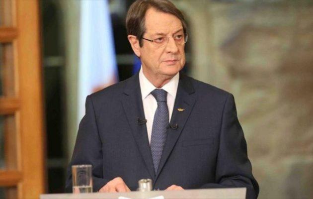 Νικητής των εκλογών στην Κύπρο με 56% ο Νίκος Αναστασιάδης