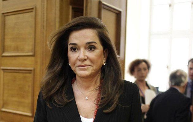 Η Ντόρα Μπακογιάννη ζητά να μπουν διόδια στην Κρήτη (βίντεο)