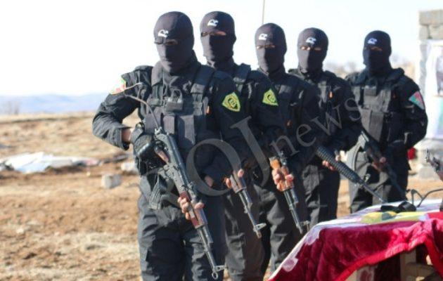 Οι Κούρδοι (PKK) εκπαίδευσαν δύναμη κομάντος στο βόρειο Ιράκ (φωτο)