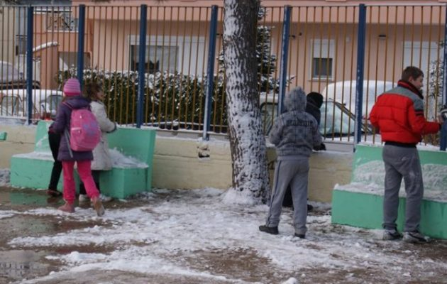 Κλείνουν εκτάκτως τα σχολεία στη Θεσσαλονίκη λόγω «Υπατίας»