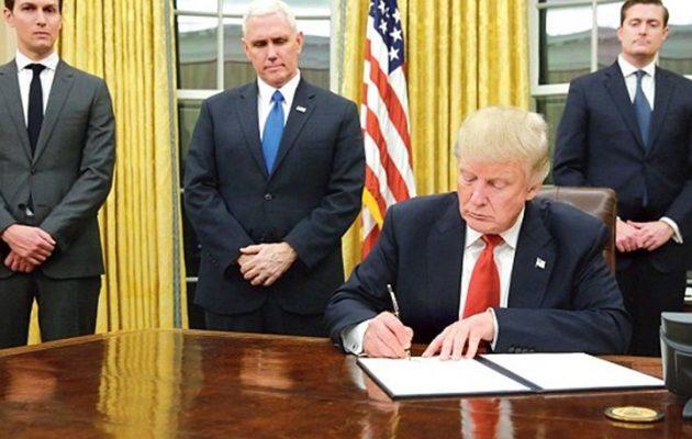 Ο Τραμπ πιέζει για την αντικατάσταση του Obamacare – Ζήτημα χρόνου ο νέος νόμος