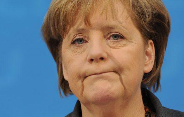 Δημοσκόπηση κόλαφος για Μέρκελ – Το 64% των Γερμανών θέλει να φύγει