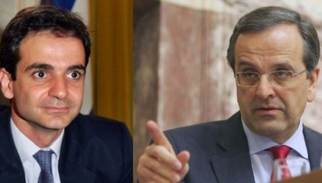 Νέο «καπέλωμα» Σαμαρά σε Μητσοτάκη για τα όσα είπε ο Τσίπρας στη Βουλή