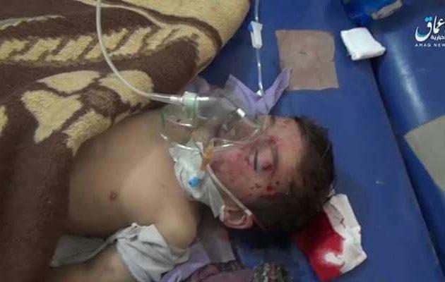 Βομβαρδίζουν γυναικόπαιδα οι Τούρκοι στην Αλ Μπαμπ – Νέα σφαγή με 11 παιδιά και 8 γυναίκες
