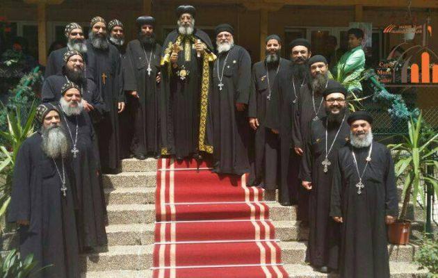 Η Κοπτική Εκκλησία καταδικάζει τους φόνους χριστιανών από το Ισλαμικό Κράτος