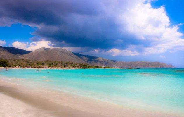 Μια μαγευτική ελληνική παραλία στις 10 καλύτερες του κόσμου (φωτο)