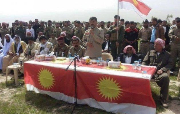 Πολιτοφυλακή από 2.000 Γιαζίντι τέθηκε υπό τις εντολές των Πεσμεργκά του βόρειου Ιράκ