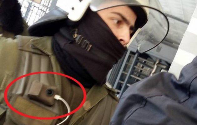 ΕΛ.ΑΣ.: Φορτιστής και όχι κάμερα η συσκευή στη στολή του αστυνομικού