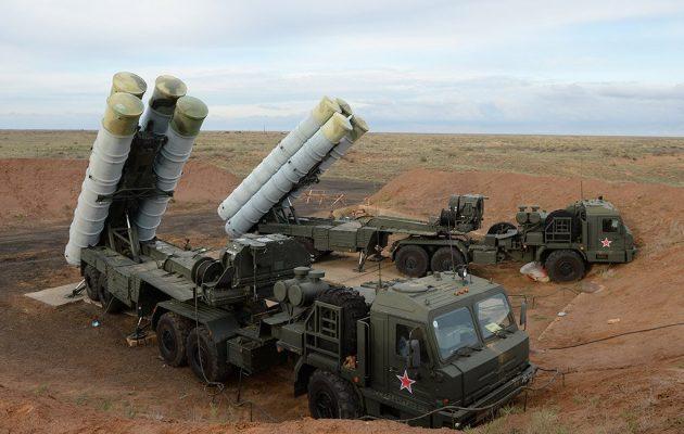 Στη Ρωσία Τούρκοι στρατιωτικοί για να εκπαιδευτούν στους S-400