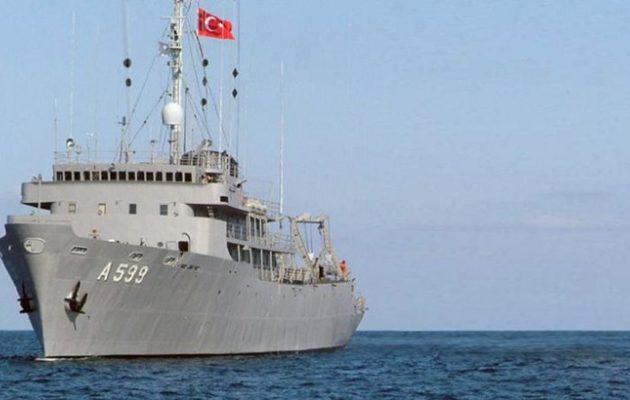 Επανέρχεται στο Αιγαίο το τουρκικό «Τσεσμέ»