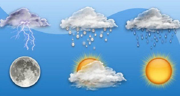 Καιρός: Μεγάλες διαφορές θερμοκρασίας την Παρασκευή