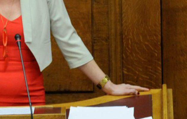 Ποια πρώην βουλευτής ιδρύει πολιτικό φορέα  ανήμερα της 25ης Μαρτίου (φωτο)