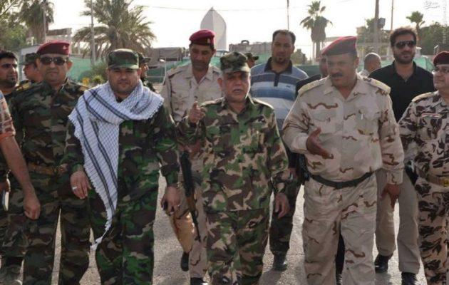 Χαντί Αλ Αμίρι: Το Ισλαμικό Κράτος δεν μπορεί πλέον να διαφύγει από το Ιράκ στη Συρία