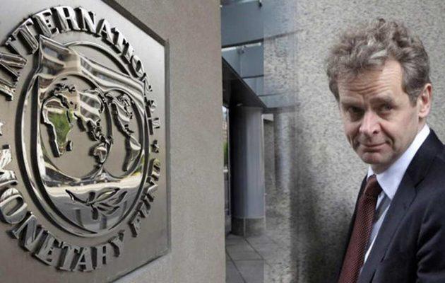 Παραλήπτης της βόμβας ο Τόμσεν του ΔΝΤ μετά τον Σόιμπλε – Συναγερμός