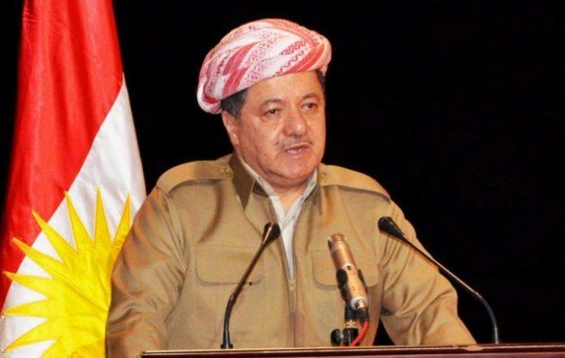 """""""Βράζει"""" το Κουρδιστάν – Ο Μπαρζανί παρέδωσε 80 Πεσμεργκά της Ροζάβα στην τουρκική ΜΙΤ"""