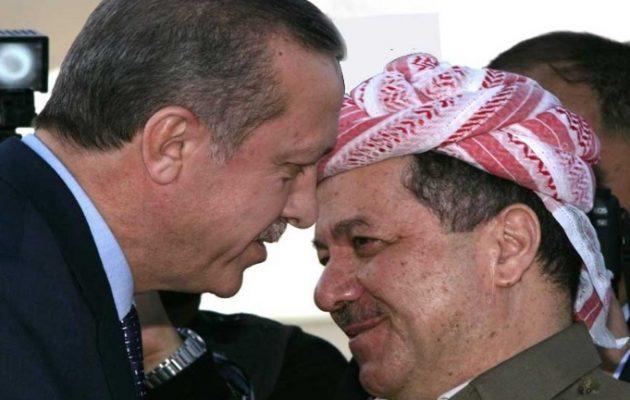ΠΡΟΔΟΣΙΑ! Ο πρόεδρος του ιρακινού Κουρδιστάν επιτέθηκε σε άλλους Κούρδους εκτελώντας εντολές του Ερντογάν