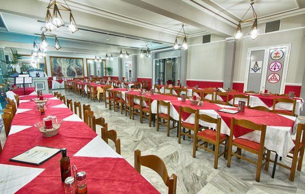 Διακήρυξη Δημοπρασίας για τη μίσθωση του κυλικείου-εστιατορίου του Τεκτονικού Ιδρύματος