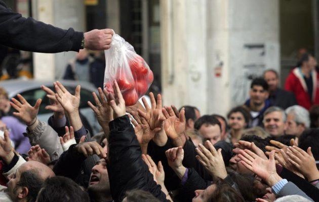 Στοιχεία ΣΟΚ της Eurostat: Τρεις ελληνικές Περιφέρειες στις φτωχότερες της ΕΕ