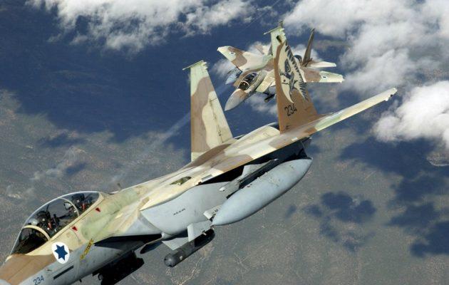 Μεγάλη στρατιωτική άσκηση Κύπρου-Ισραήλ στο FIR Λευκωσίας