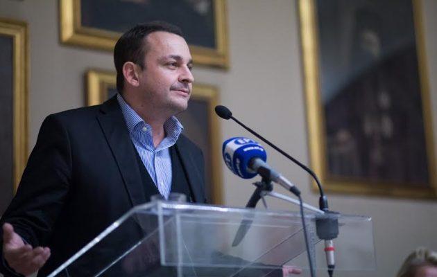 Στο Ισραήλ για θέματα διασποράς ο γ.γ. Απόδημου Ελληνισμού Μιχάλης Κόκκινος