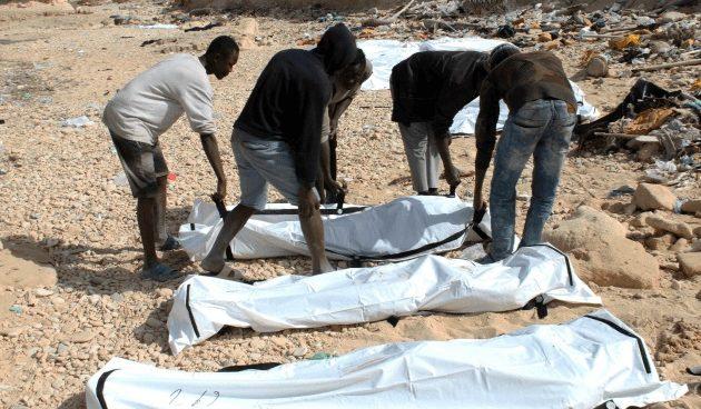 Ομαδικός τάφος με πάνω από 100 νεκρούς βρέθηκε κοντά στη Σύρτη της Λιβύης