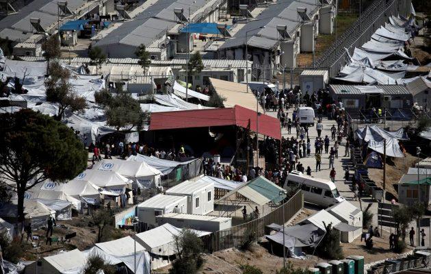 Κατατέθηκε μήνυση στη ΜΚΟ μεταναστών που διχοτόμησε τη Λέσβο σε ελληνική και μη
