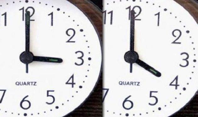 Αλλαγή ώρας: Πότε «γυρίζει» σε θερινή ώρα
