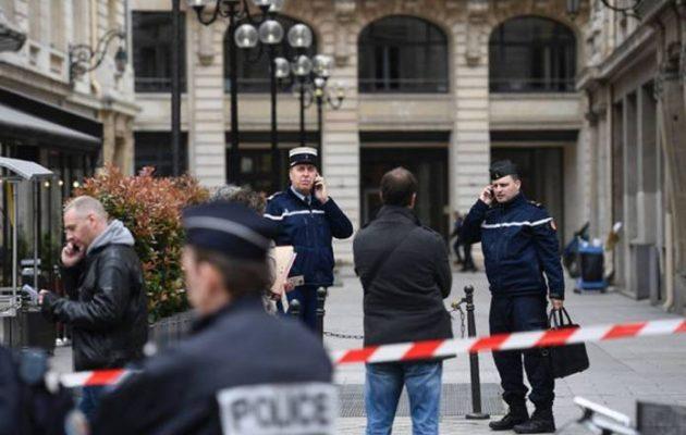 Λήξη συναγερμού στο Παρίσι: Φάρσα το τηλεφώνημα για βόμβα στα γραφεία του οικονομικού εισαγγελέα