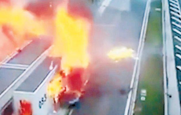 Νέο βίντεο και στοιχεία ΣΟΚ: Με 320 χλμ έτρεχε η μοιραία Porsche που σκόρπισε το θάνατο