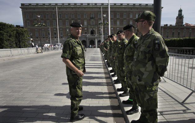 Ετοιμάζουν οδηγίες προς τους Σουηδούς για περίπτωση επίθεσης ή πολέμου (φωτο)