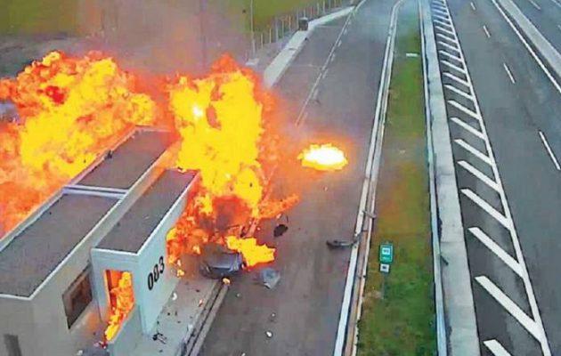 Αποκάλυψη: Nέα ντοκουμέντα ρίχνουν φως στο τροχαίο με την Porsche (φωτο)