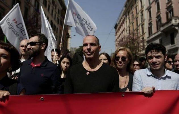 Οπαδός του «Ελληνοτουρκισμού» ο Βαρουφάκης – Θέλει να καταργηθούν τα σύνορα Ελλάδας-Τουρκίας
