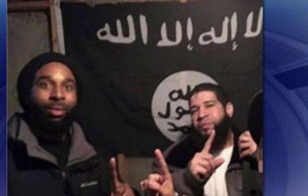 Μυστικοί αστυνομικοί του FBI  συνέλαβαν δύο υποστηρικτές του ISIS στο Ιλινόις