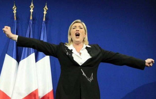 Πρώτη η Μαρίν Λεπέν στη Γαλλία σύμφωνα με τα exit poll