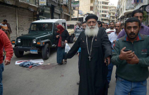 Οι χριστιανοί Κόπτες της Αιγύπτου περιορίζουν τους εορτασμούς για το Πάσχα – Φοβούνται νέες επιθέσεις
