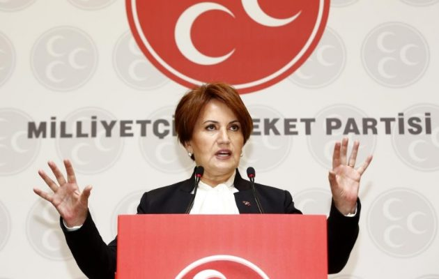H «λύκαινα» της Τουρκίας Μεράλ Ακσενέρ έχει Ελληνικές «ρίζες» – Από που κατάγεται