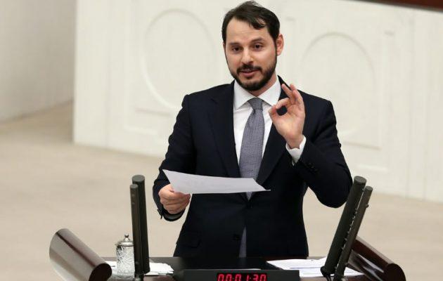 Ο γαμπρός του Ερντογάν, Μπεράτ Αλμπαϊράκ, προανήγγειλε πόλεμο με την Ελλάδα για τα πετρέλαια