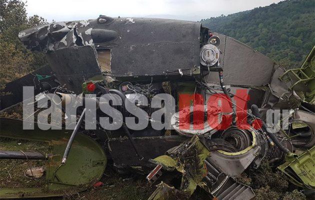 Τέσσερις νεκροί στο στρατιωτικό ελικοπτέρο που έπεσε – Σώθηκε μια αρχιλοχίας