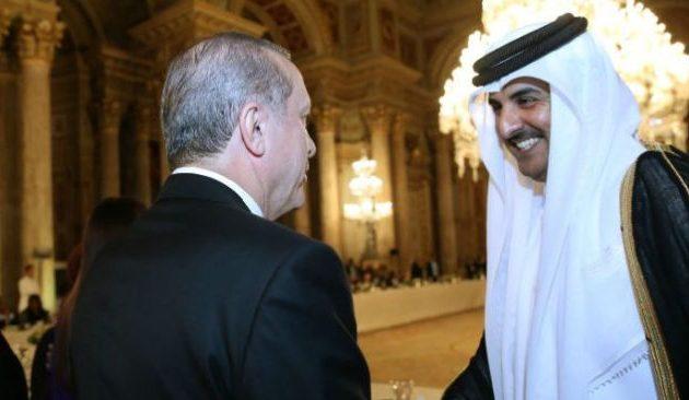 """Ο Εμίρης του Κατάρ ονόμασε το νέο του άλογο """"Ερντογάν"""""""