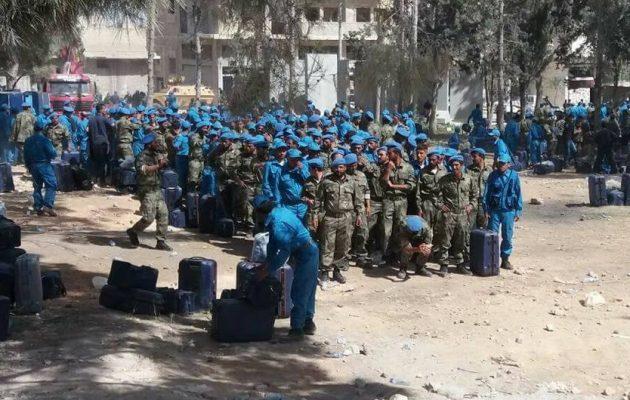 Αυτοί είναι οι Σύροι μισθοφόροι ταγματασφαλίτες του Ερντογάν στη βορειοδυτική Συρία (φωτο)