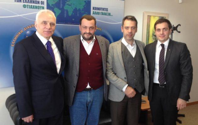 """Με το """"Έτος Καζαντζάκη"""" η ΓΓΑΕ υποστηρίζει και προωθεί την Ελληνική Παιδεία στην Ουκρανία"""